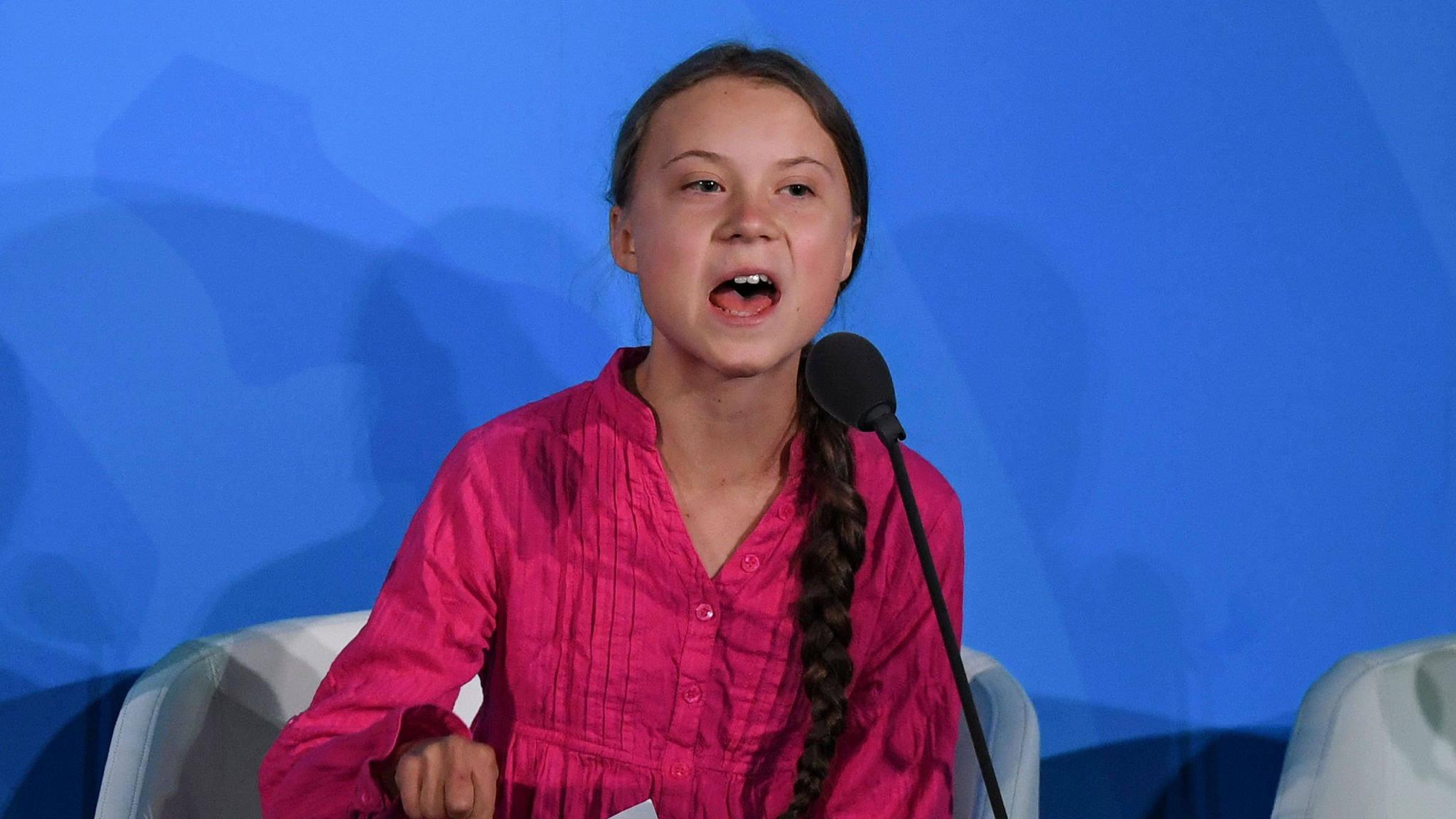 Greta Thunberg: esempio di cliente futuro per nuove imprese
